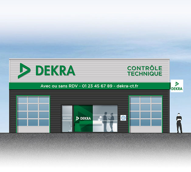 DEKRA MABLY ZC CARREFOUR