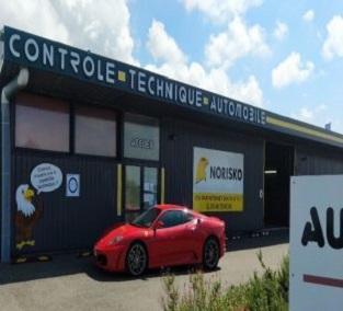 CONTROLE TECHNIQUE AUTO MARENNES-OLERON