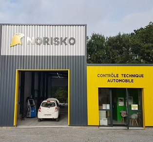 Contrôle Technique Auto NORISKO