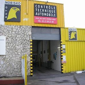 Contrôle technique automobiles