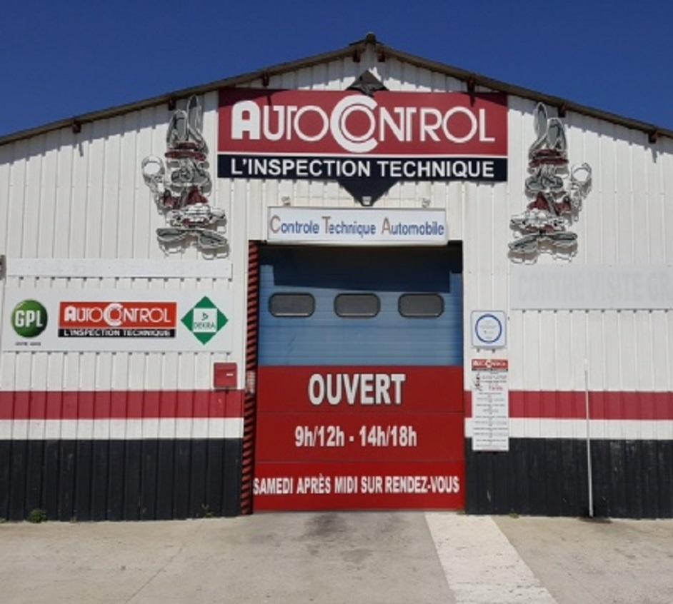 AUTOCONTROL SARL C.T.A.S