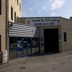 AUTOMOBILE CLUB - DEKRA CONTROLE