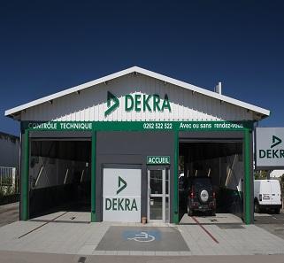 DEKRA AUTOMOTIVE LA REUNION